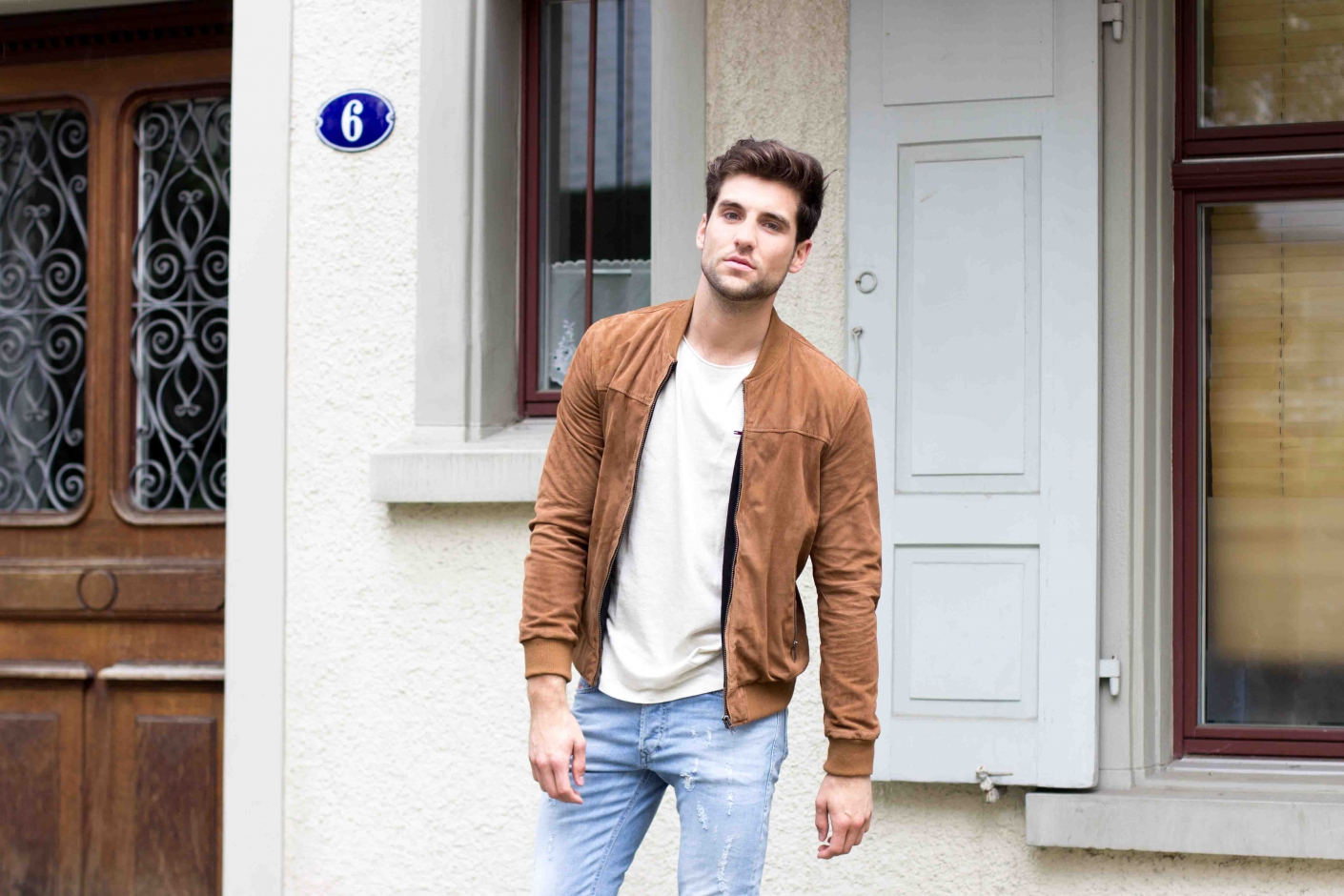 Outfit: House of Jeans, St. Gallen
