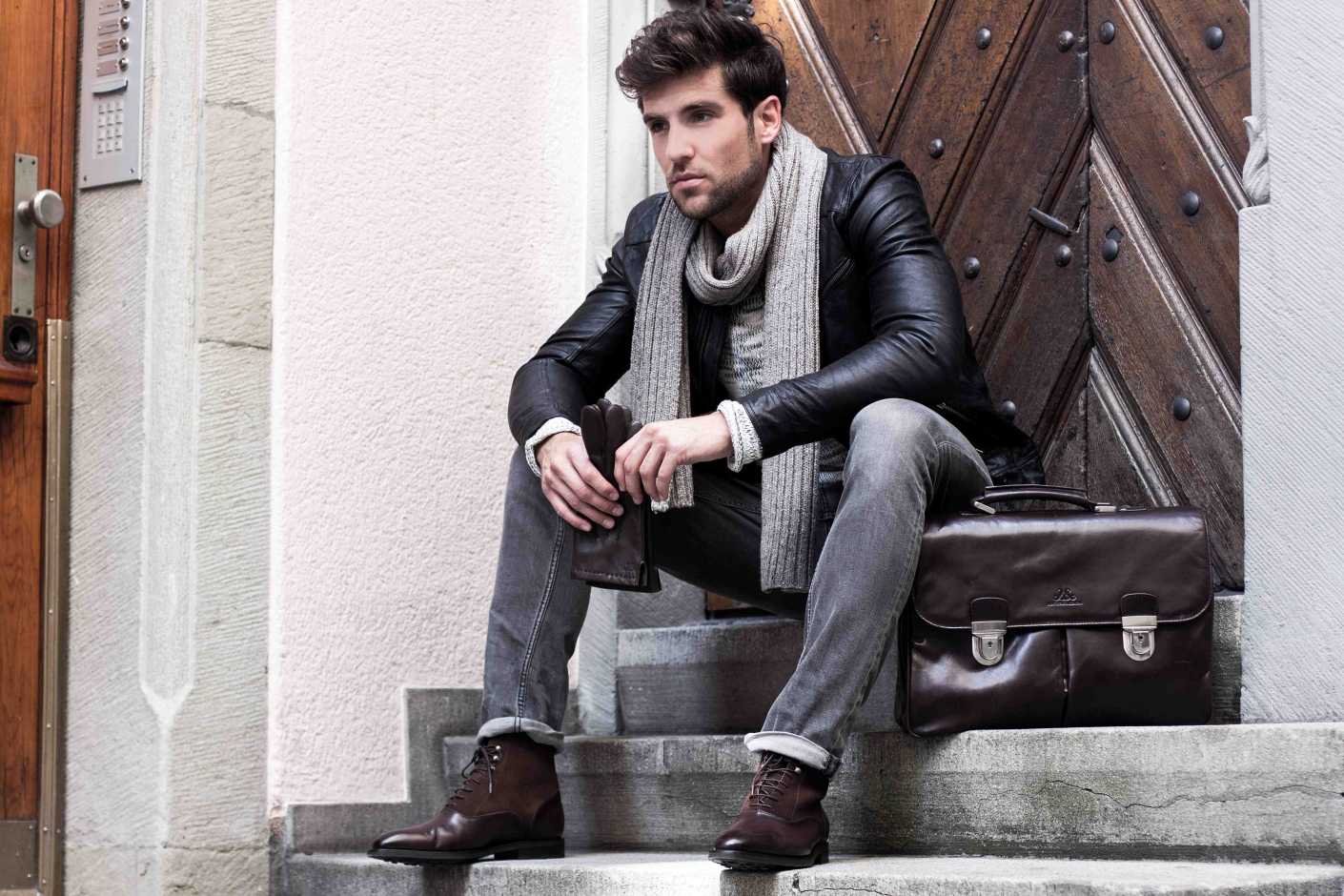 Shoes & Accessoires: Ochsner Shoes, Clothing: BigBoyz Zurich