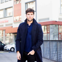 Outfit: HUGO by Hugo Boss