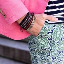 Outfit: Scotch&Soda, Jewelry: BaliBay