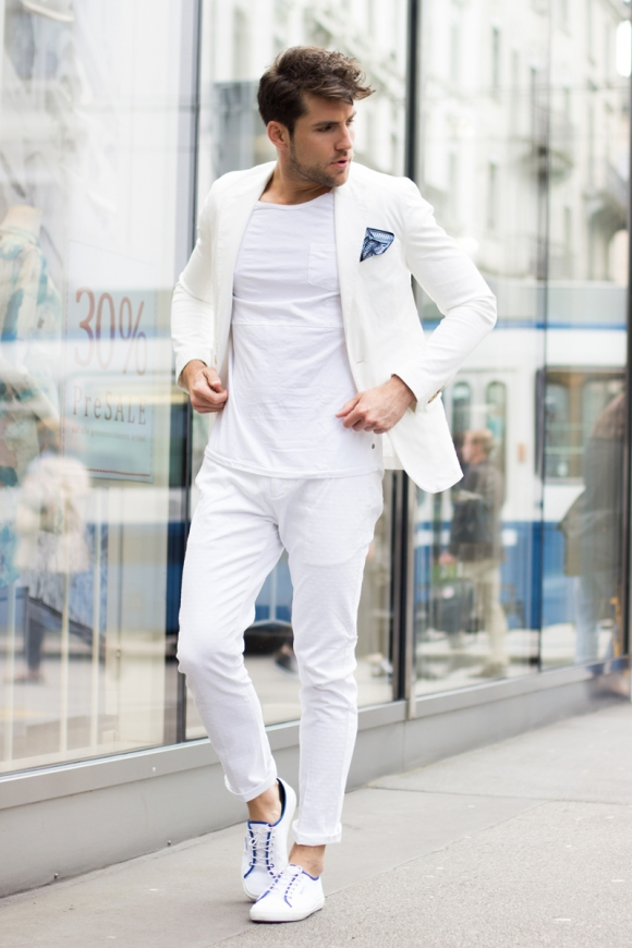 Outfit: Scotch&Soda, Location: Hiltl Dachterrasse