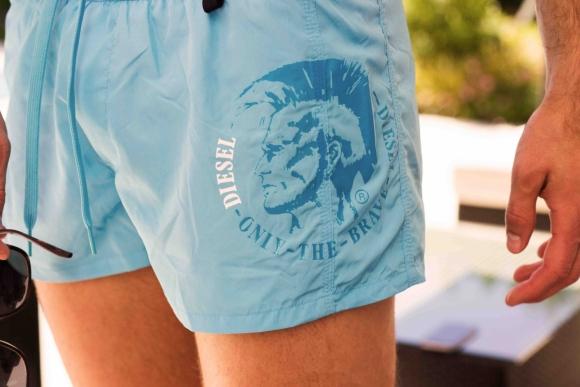 Beachwear Calvin Klein & Diesel by PKZ