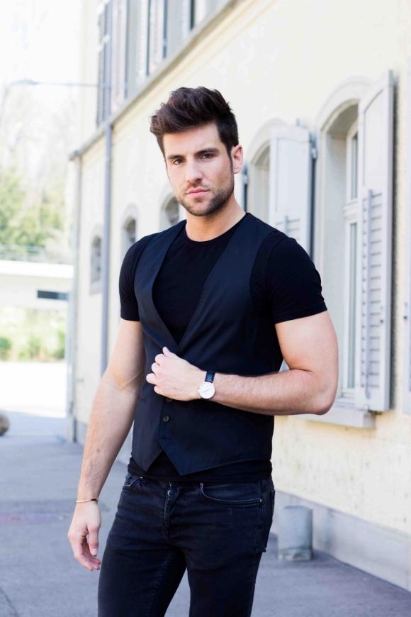 Uhr & Armband: Daniel Wellington