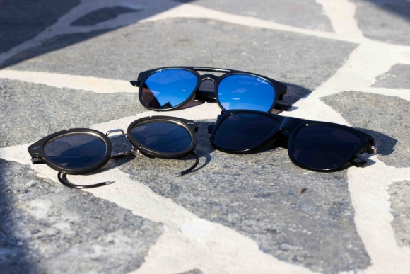 Sunglasses: Dior Homme by Visilab