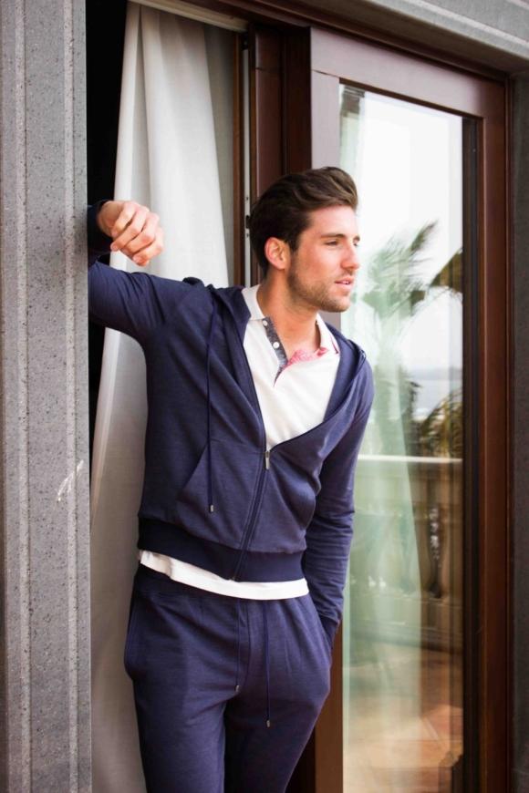 Lounge- & Nightwear: Zimmerli of Switzerland