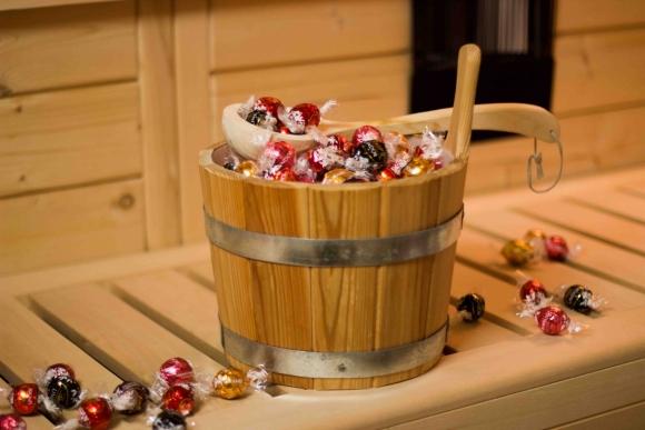 Schokolade: LINDOR von Lindt