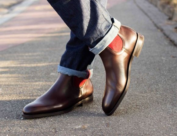 Shoes: Mathew & Son by Ochsner Shoes