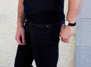 Watch & Cuff: Daniel Wellington